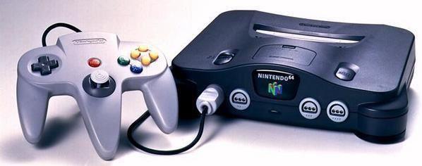 Console Nintendo 64 de Performance PC