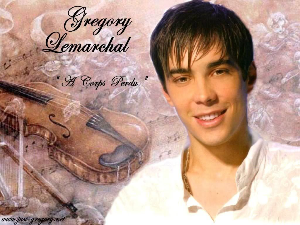 gregory lemarchal a corps perdu