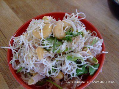 Salade de thon la tha la cuisine de lili accro de - La cuisine de lili ...