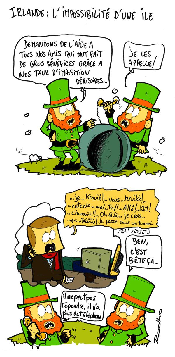 humour irlande sauvetage
