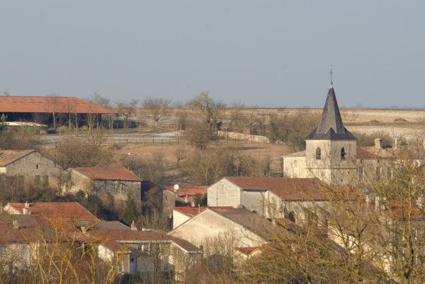 ourches village