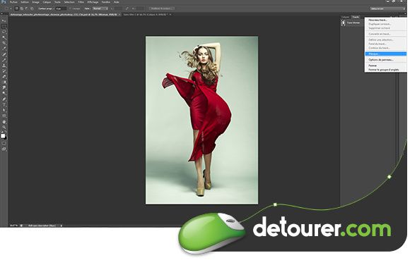 Tutoriel - Importer un détourage de Photoshop à -copie-2