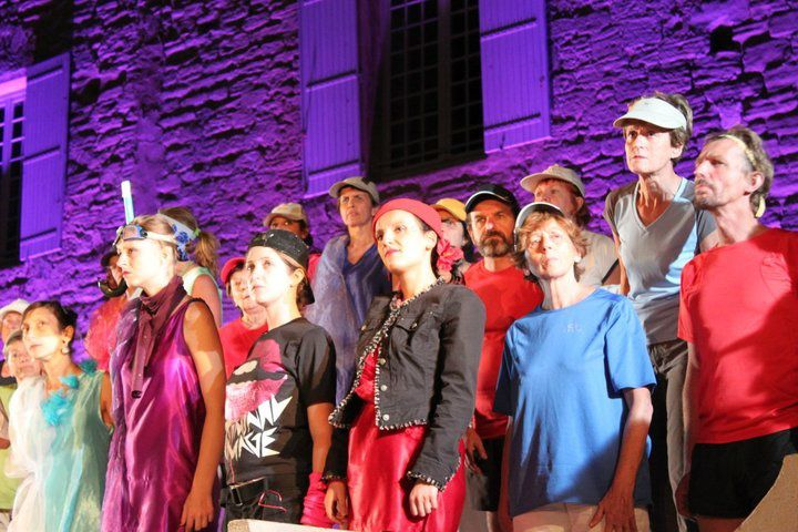 Opéra Bouffe en 3 actes d'Offenbach