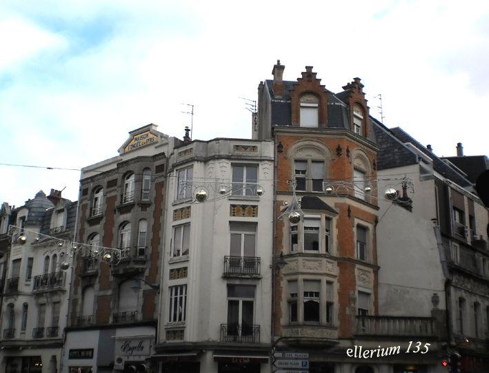 images de ma ville, sans rapport avec les cistes en principe, quoique... !
