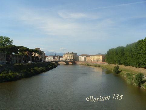 Images de Florence et de Pise