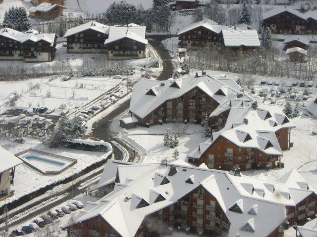 Le village et le hameau du lay contamines montjoie les contamines montjoie - Office tourisme les contamines ...