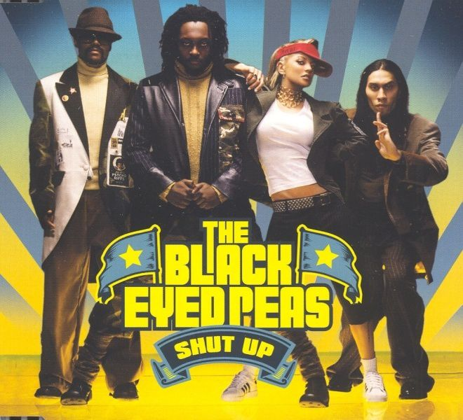 Black Eye Peas Shut Up 21
