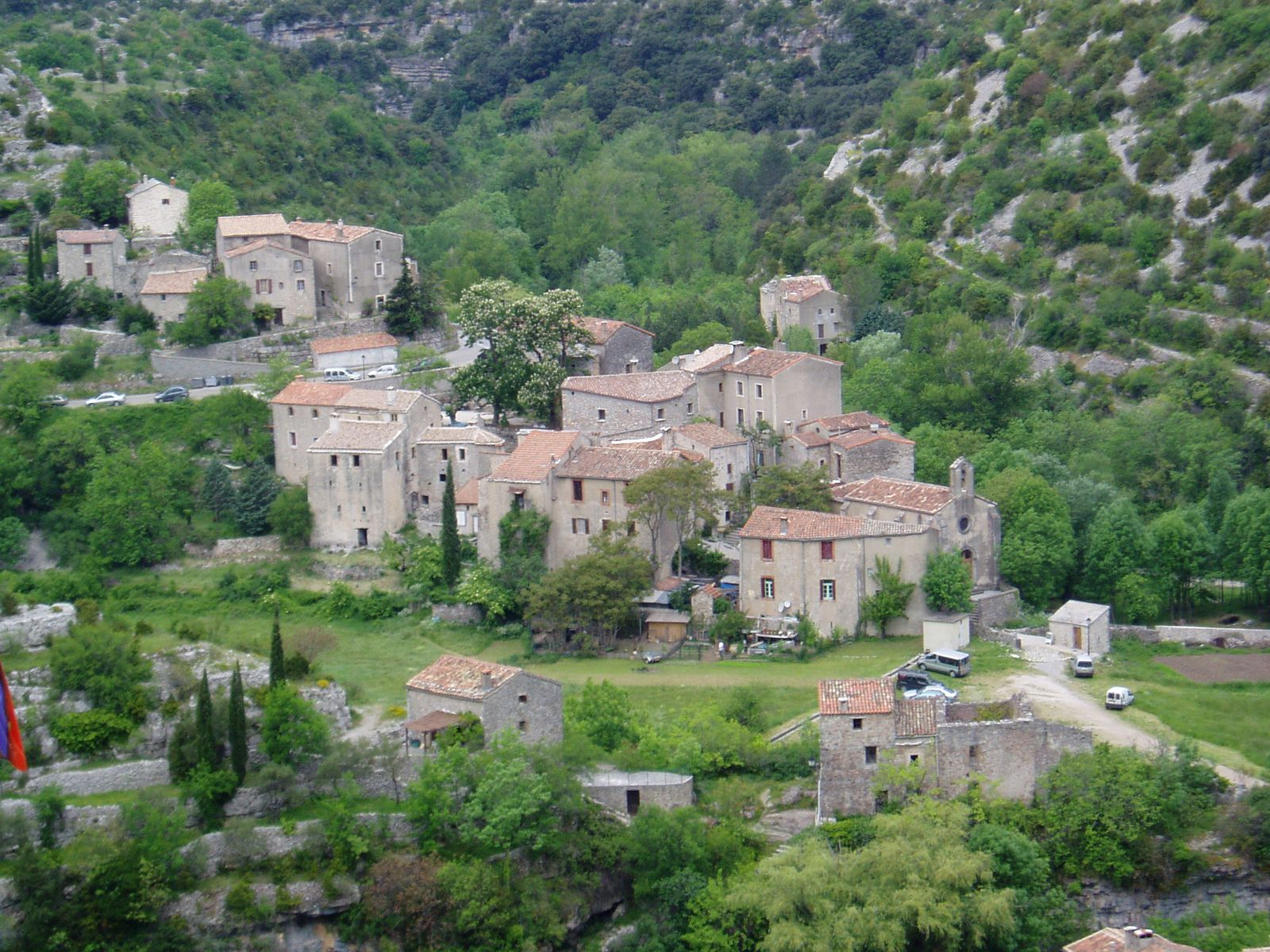 Album wk 1 2 3 mai 2009 st guilhem le d sert for Saint 3 mai