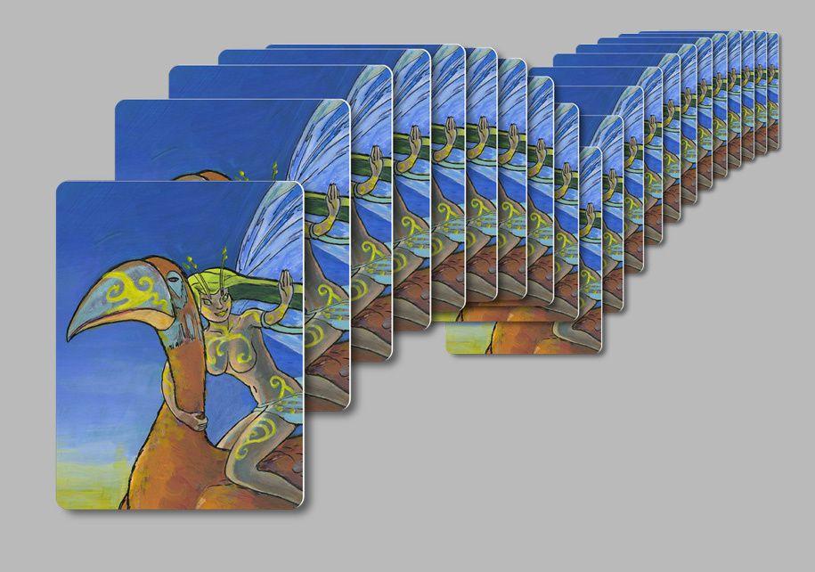 Images créées lors d'interventions sur le Photoshop School Forum