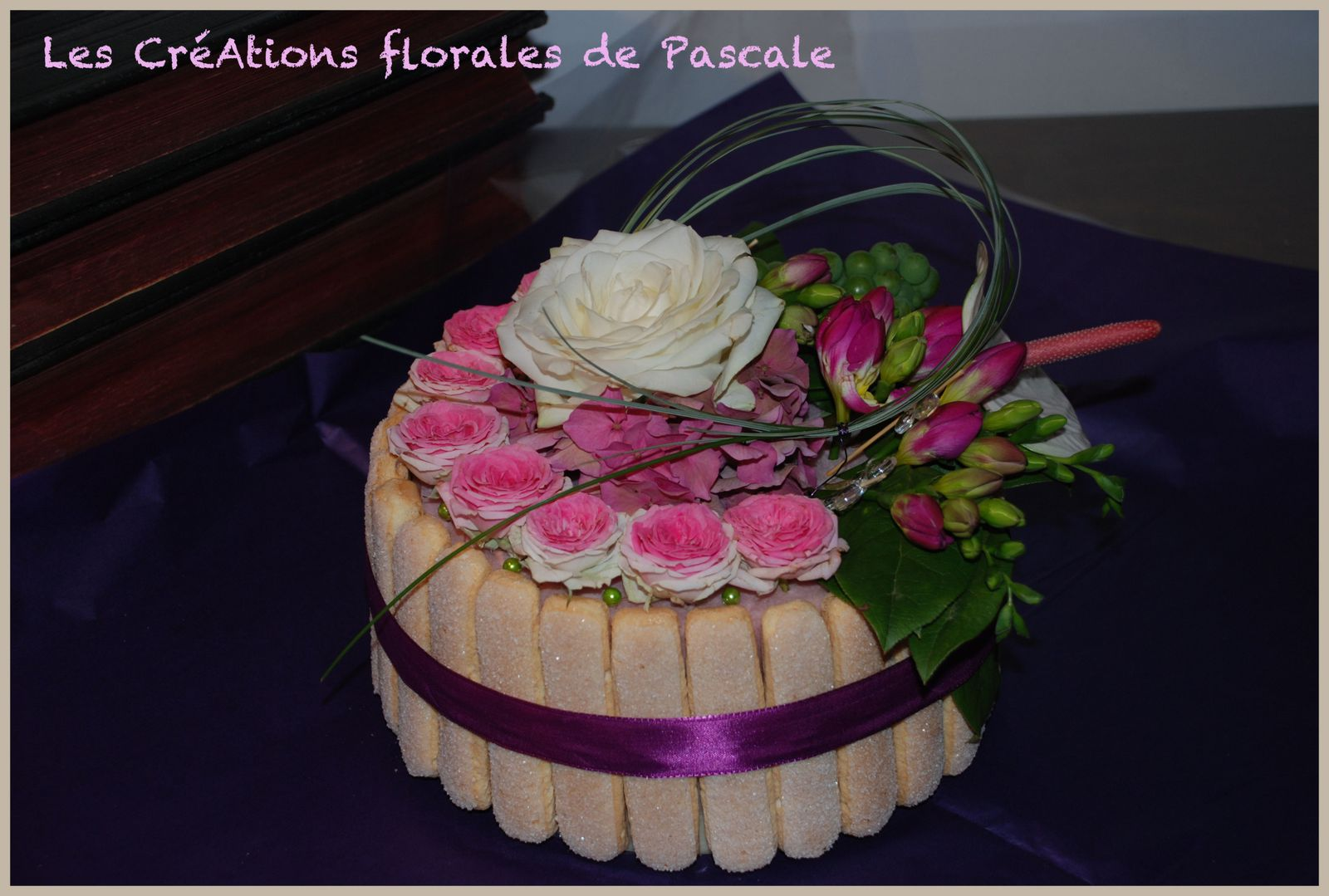 Top Album - PATISSERIE FLORALE - RéCréation florale - Blog d'art  YV78