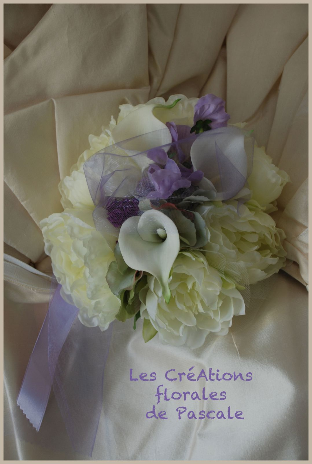 Album 3 bouquet mariee artificiel r cr ation florale blog d 39 art fl - Bouquet mariee artificiel ...