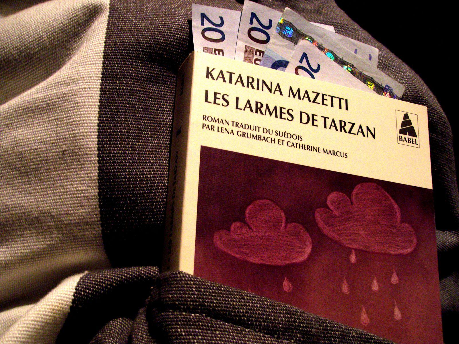 MAZETTI - Les larmes de Tarzan
