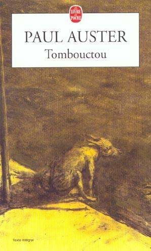 Paul Auster - Tombouctou