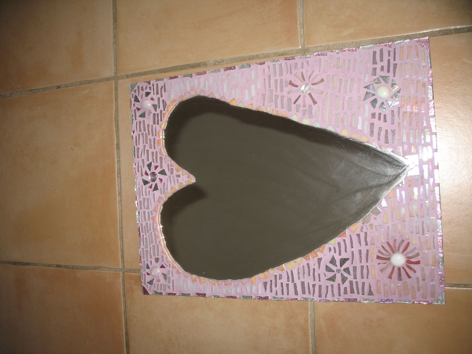 Miroir princesse le blog de lilly cr ation for Miroir princesse