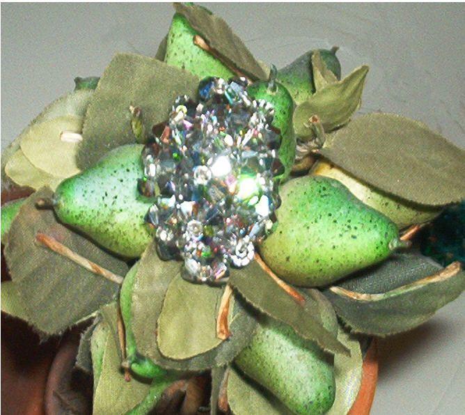Mes réalisations de bijoux en perles