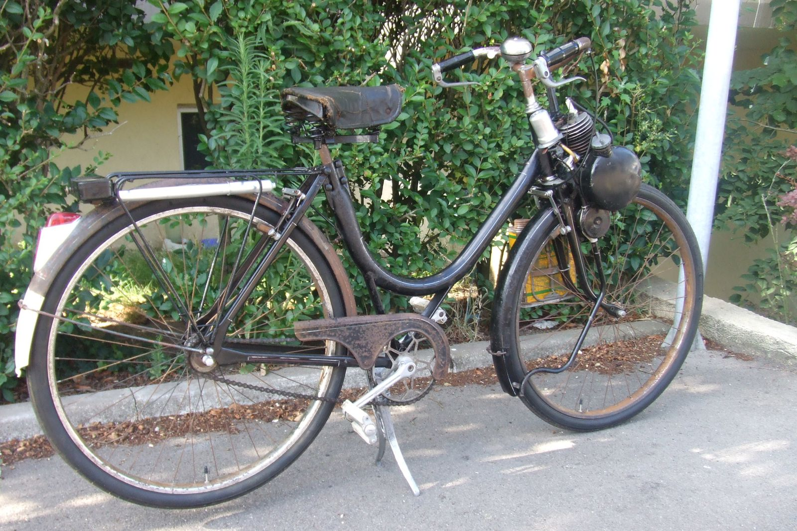 solex 45 roue 650