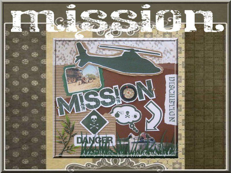 Mission...