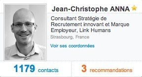 Jean Christophe ANNA Consultant Strategie De Recrutement