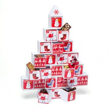 Calendrier avent chocolat - Calendrier avent one piece ...