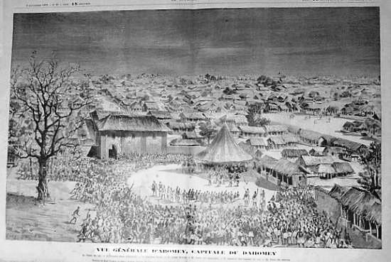 Vue-generale-d-Abomey--capitale-du-Danhome--1892-jpg