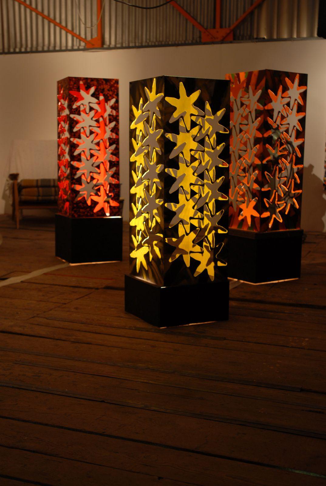 lampes et peintures frederic vermorel. Black Bedroom Furniture Sets. Home Design Ideas
