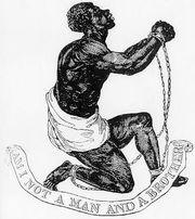 esclave: ne suis-je pas un homme et un frère ?