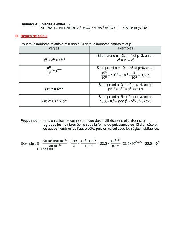 leçon statistique 4ème