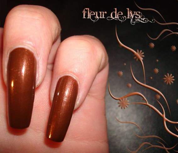 L.A Colors Chocolate Shimmer