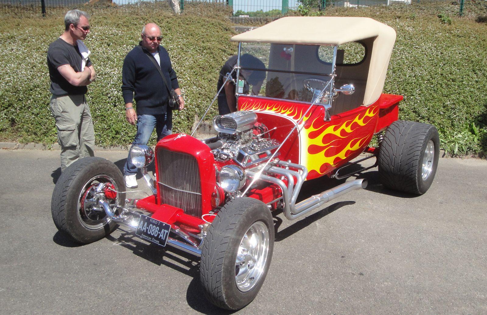 Ford T custom