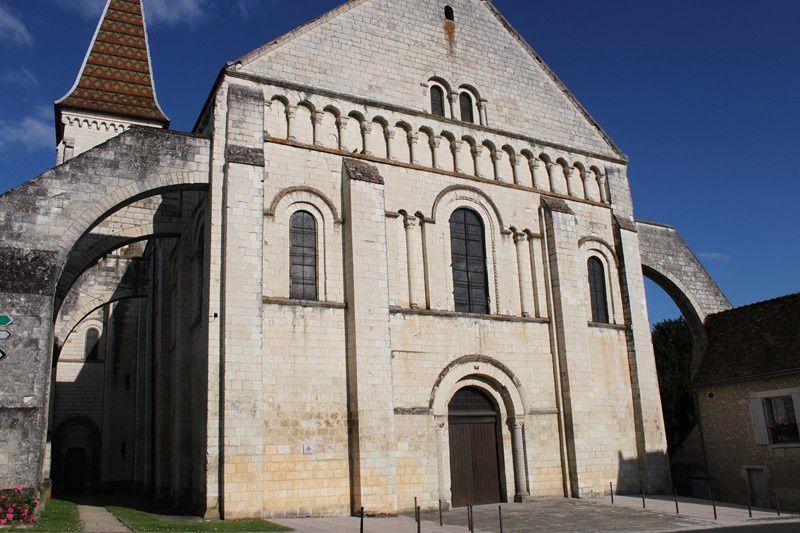 9 Abbatiale de Preuilly sur Claise (24)