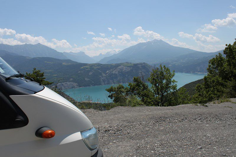1 Lac de Serre-Ponçon (1)