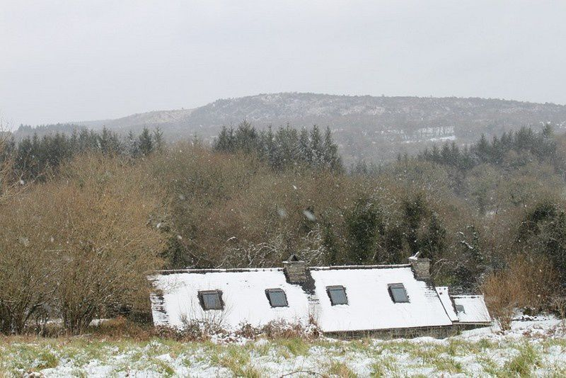 Neige en Monts d'Arrée 090