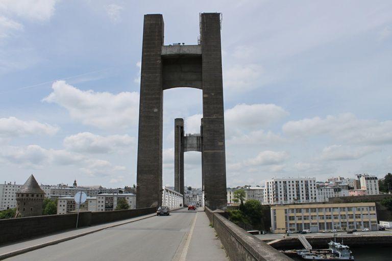 Le Pont Levant de Recouvrance-Brest (4)