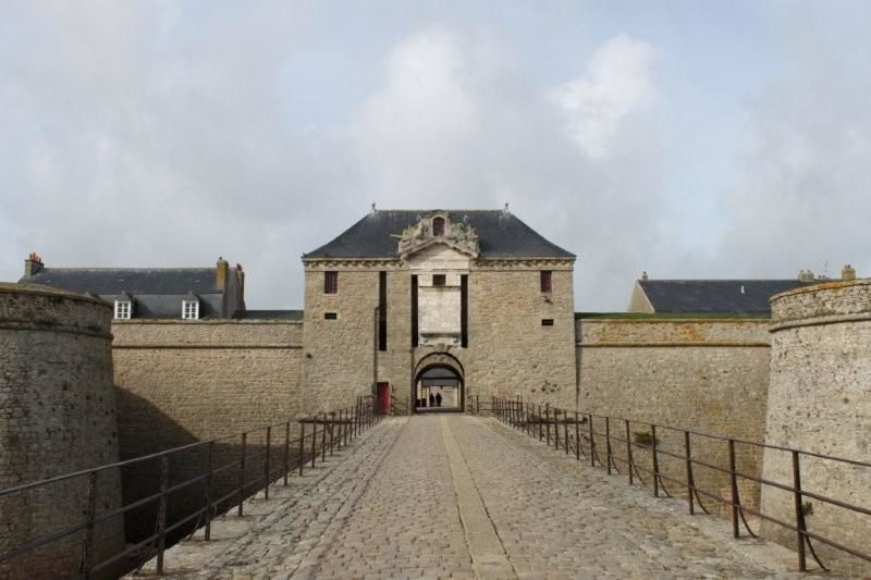 La citadelle de Port-Louis (5)