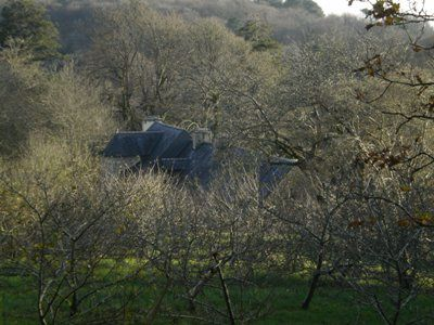 Aire Camping Car  Le Faouet