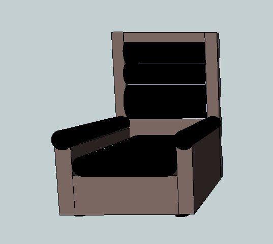 un fauteuil pour ceux qui ont un chat le blog de anken etienne. Black Bedroom Furniture Sets. Home Design Ideas