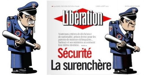 P. Killofer. - Libération 2 août 10