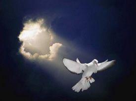 holy spirit sky