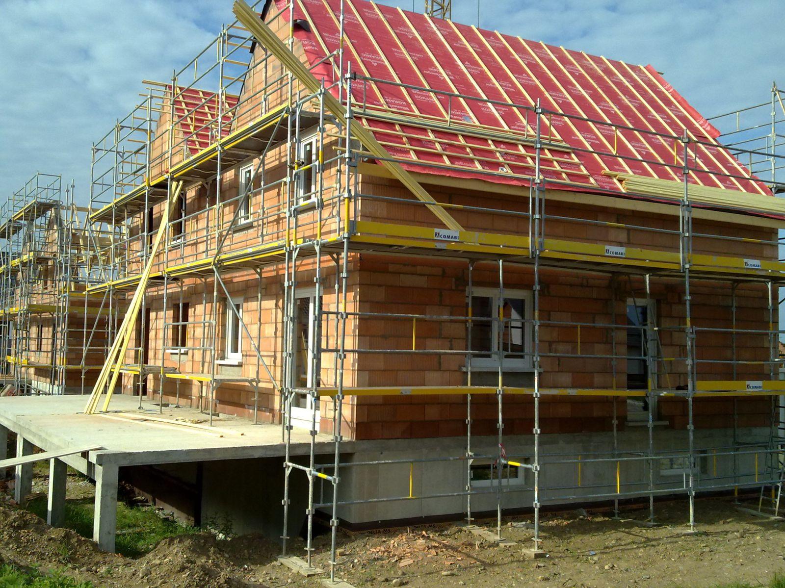 ecran sous toiture j 103 la construction de notre maison. Black Bedroom Furniture Sets. Home Design Ideas