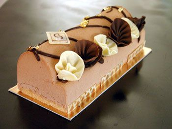 Decoration Buche De Noel Moderne Way2sayfr