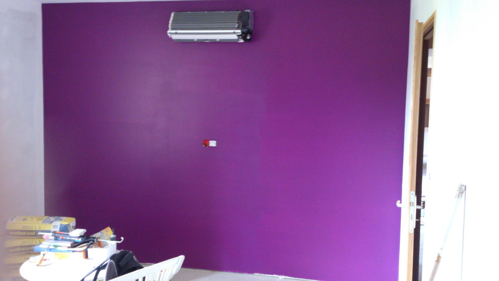 Chambre Grise Et Violette. Interesting Great Chambre Blanc Grise ...