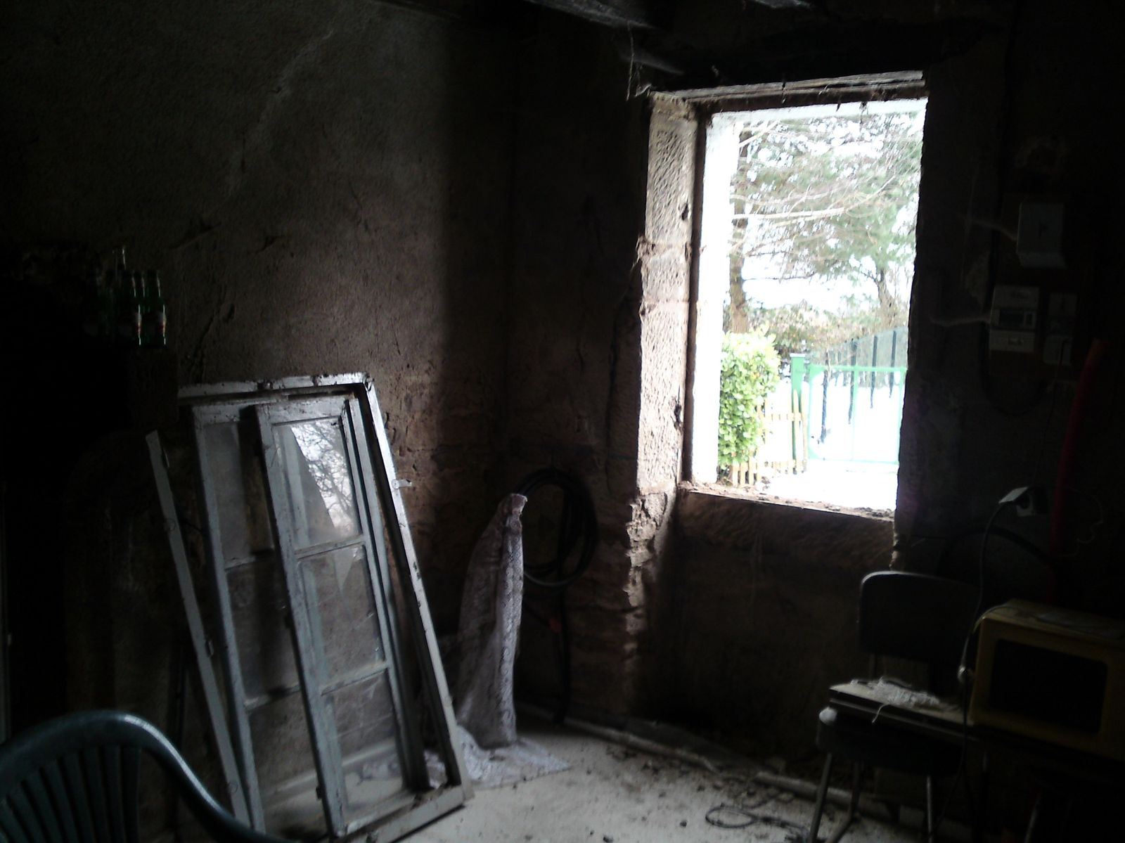 fent tre cuisine renovation d 39 une fermette en bourgogne. Black Bedroom Furniture Sets. Home Design Ideas