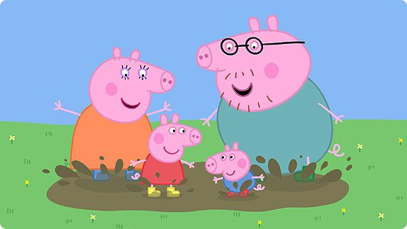 PeppaPigs-family