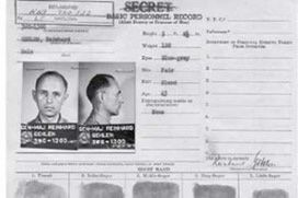 Nazi declassifiers issue report