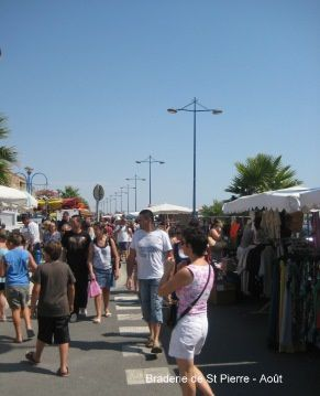 braderie aout