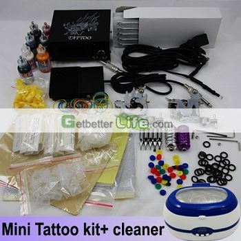 Professional Airbrush Tattoo Kit - $499.95