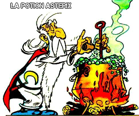 La Potion Asterix [TVRIP] FRENCH MKV