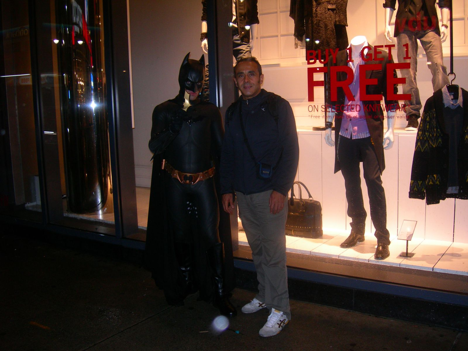 Rencontre homme new york
