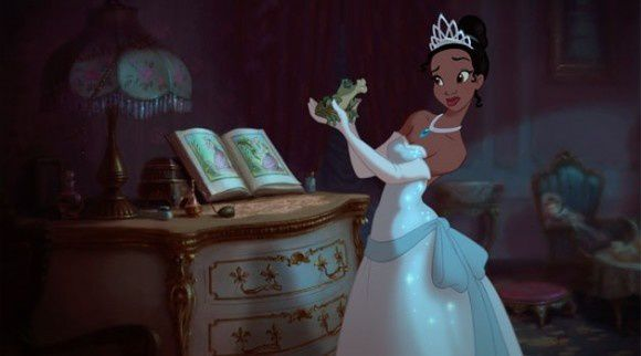 princess and the frog trailer