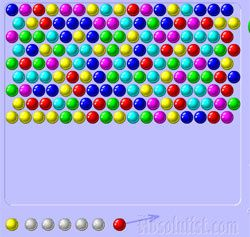 Bubbleshooter Game